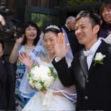 May 28, 2008 Mariko&Go セントマーチン教会 挙式